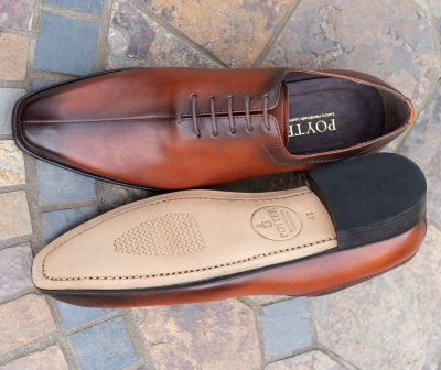 Wide Foot Poyter Shoes